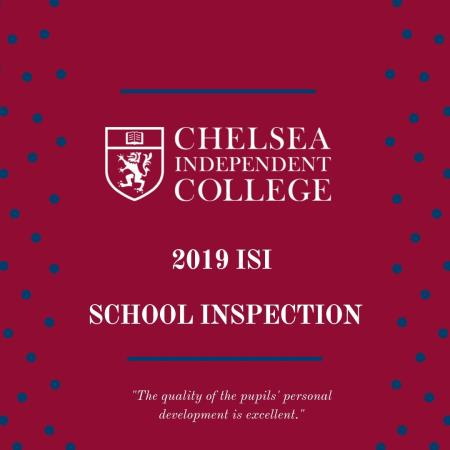 ISI Inspection at Chelsea Independent College